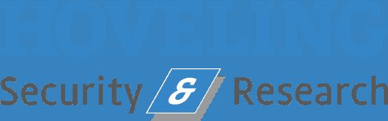 John-Hoveling-Hoveling-Security-en-Research-Logo